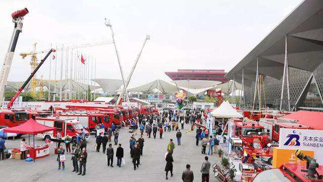第十三届上海国际消防保安技术设备展览会
